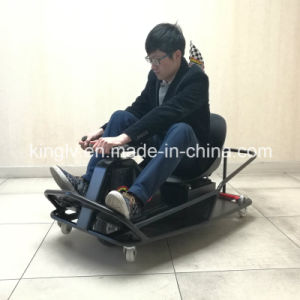 High Quality 500W Adult Pedal Electric Soliding Tricycle Drift Trike pictures & photos