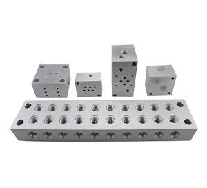 Aluminum Manifold Block pictures & photos