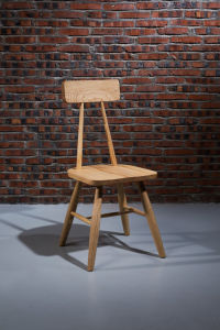 Simple Designs Solid Ash Wood Dining Chair for Home Use (CH-016)