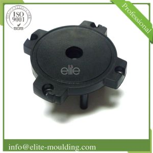 PC Plastic Injection + Metal Screw Parts and Moulds for Camera