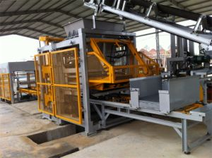 Brick Machines in Kenya/ Block Moulding Machines/Automatic Flyash Making Machine in India pictures & photos