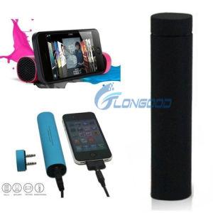 4000mAh Power Bank with Mini Speaker