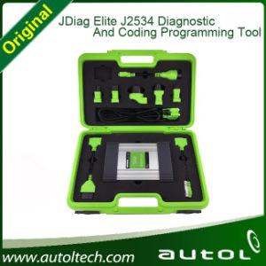 100% Original Jdiag Elite J2534 Diagnostic Programming Multi Tool pictures & photos