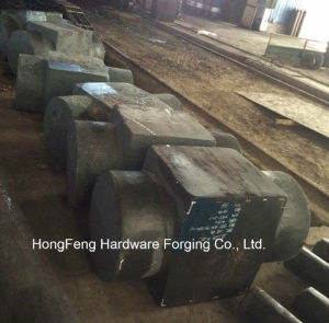 Forged Carbon Steel Block/Die Forging/Forging Part pictures & photos