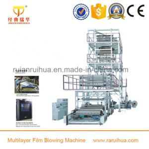 Multilayer Co-Extrusion Film Extrusion Line pictures & photos