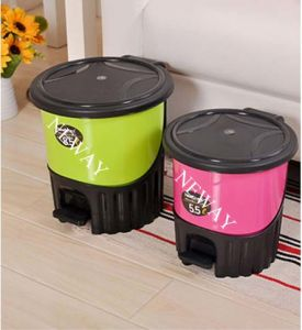 Recycling Colored Plastic Waste Bin pictures & photos