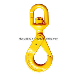 G100/G80 Swivel Safety Hook with Grip Latch pictures & photos