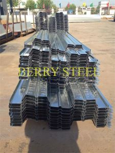 SGCC Galvanized Corrugated Steel Roofing Sheet for Africa