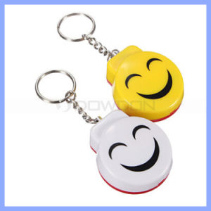 Cute Smile Face Personal Alarm with Key Chain for Lady Child Joggers pictures & photos