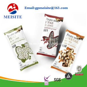 Customized Plastic Composite Food Packaging Bag with Zipper pictures & photos