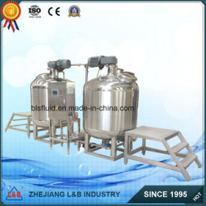 Cosmetics Manufacturing Equipment Lotion Container pictures & photos