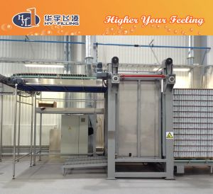 Fully Automatic Can Depalletizer System pictures & photos