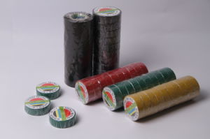 Premium Quality PVC Electtrical Tape pictures & photos