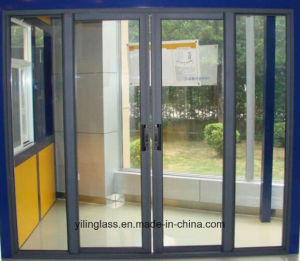Residential Aluminium Glass Sliding Door pictures & photos
