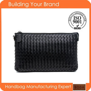 Promotional Genuine Leather Fashion Men Bag pictures & photos
