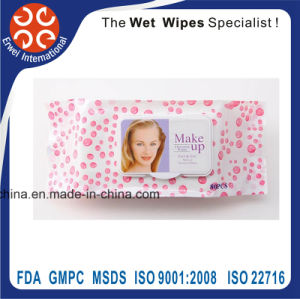 Cheap Lady Makuup Remover Wipes Skin Care Wet Wipes pictures & photos