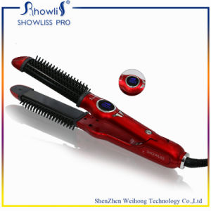 2016 Newest Professional Hair Curler Steam Curl Rotating Curling Iron pictures & photos