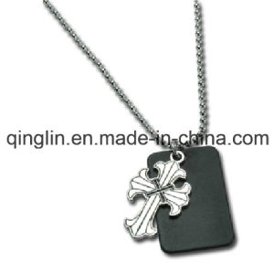 Promotion Gift Custom Dog Tags with Trinket and Chain (QL-GP-0024) pictures & photos