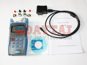 Multifunctional Fiber Optic Power Meter+Fiber Optic Light Source pictures & photos