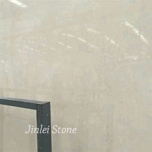 New Polished Beige Marble for Floor Tile, Countertop pictures & photos