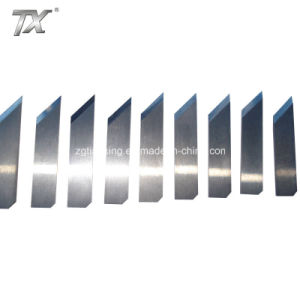 Tungsten Carbide Insert Tungsten Carbide Blades pictures & photos