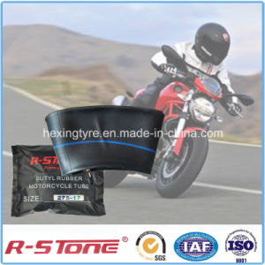 High Quality Natural Motorcycle Inner Tube2.50-17 pictures & photos