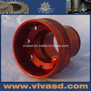 Advanced CNC Machine Parts with Plating and High Quality pictures & photos