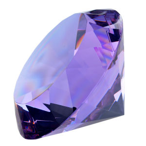 150mm Large Shining Crystal Diamond with Different Colors pictures & photos