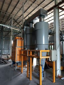 Mexico / Venezuela Powder Coating Plant pictures & photos