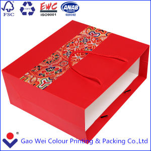 China Cheap Design Smart Shopping Paper Bag Custom Made Paper Bags pictures & photos