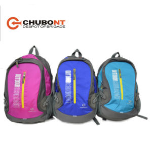 Chubont Waterproof Nylon Fashion Backpacks for Men and Women pictures & photos