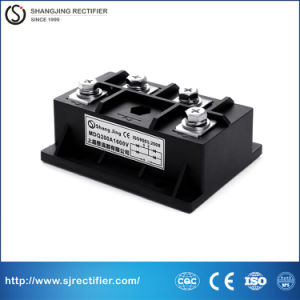 China Electronics Single Phase Bridge Rectifier pictures & photos