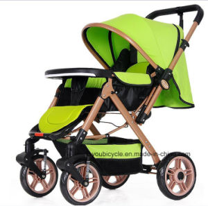 Good Baby Colorful Stroller (4 wheels) pictures & photos