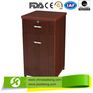 Hospital Wooden Detachable Bedside Cabinet (CE/FDA/ISO) pictures & photos