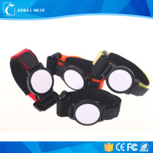 Waterproof RFID Watch Bracelet Wristband pictures & photos