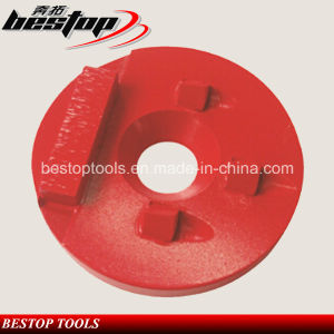 PCD Diamond Grinding Disc for Concrete Coating Removal pictures & photos