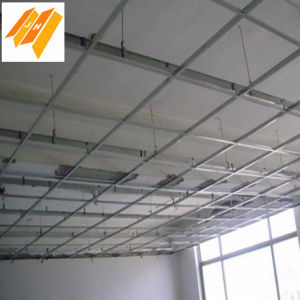 China Hot Dipped Glavanized Steel Frame Ceiling T Grid