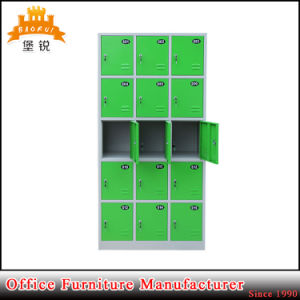 Jas-032 China Classroom Furniture Colorful Metal School Lockers for Students pictures & photos