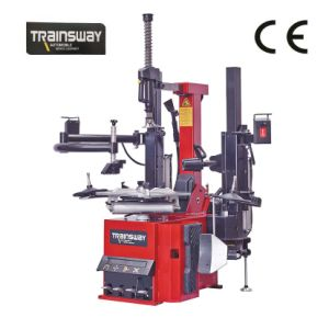 Automatic Tyre Changer with Tilting Back Post with Double Help Arm (ZH650SA)