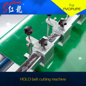 Conveyor Belt Cutting Machine for Belt Conveyor Splicing pictures & photos