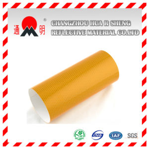 Acrylic Type Advertisement Grade Reflective Sheeting Film for Advertisement Propagandistic Sign pictures & photos