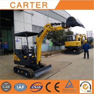 CT18-9ds (1.8T 0.08m3 Bucket) Crawler Diesel-Powered Multifunctional Mini Excavator pictures & photos