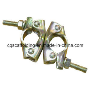 British Type Pressed Swivel Coupler for Scaffolding System Construction Project (CGQ-PC02)