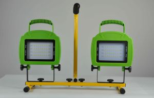 Portable Rechargeable LED Work Light pictures & photos