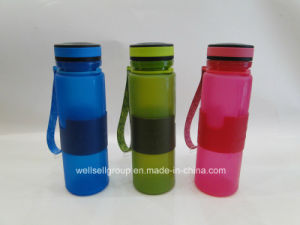 Platinum Silicone Foldable Travel Mug (CPBZ-4103) pictures & photos