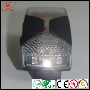 Police Bright Mini LED Traffic Emergency Shoulder Light Multicolor Police Shoulder Lamp Searchlighting pictures & photos