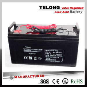 12V 200ah Deep Cycle Solar Power Battery pictures & photos