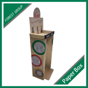 Custom Printing Beer PDQ Counter Cardboard Display Box Wholesale pictures & photos