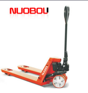 Hand Pallet Truck with Weighing Scale