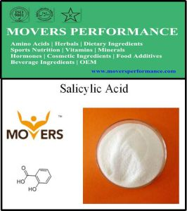 Supply High Quality Nutrition Supplement - Salicylic Acid pictures & photos